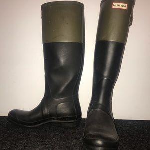 Genuine hunter boots